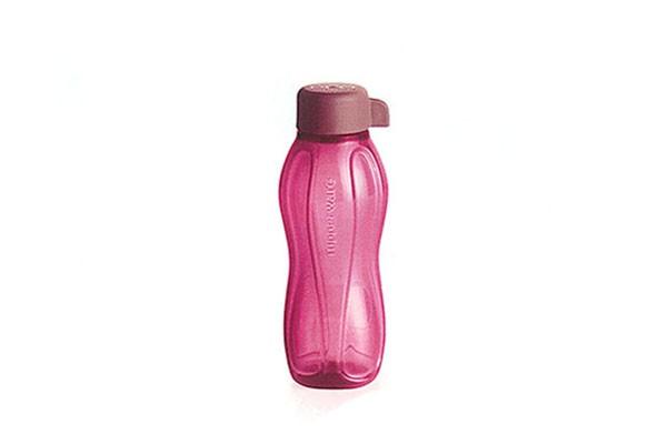 Эко-бутылка с винтовой крышкой в ассортименте (310мл)